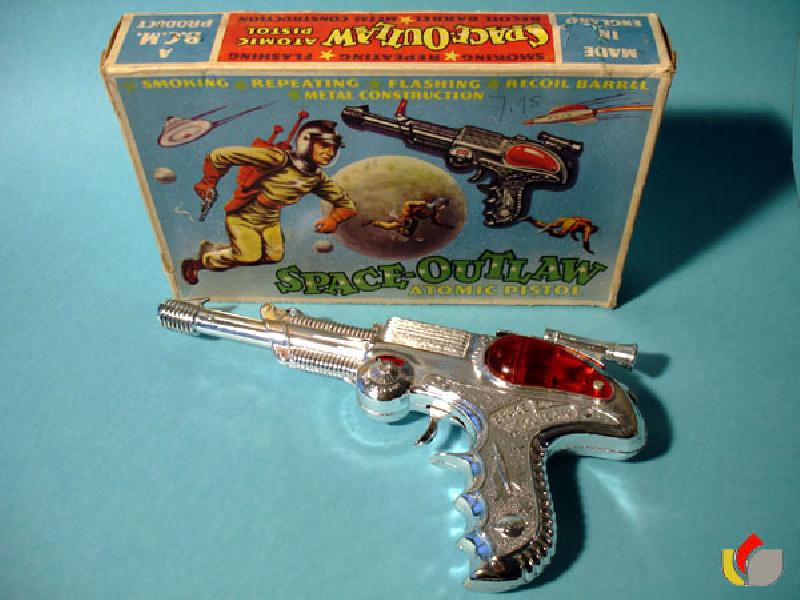 Chrome Plated Guns Gun is Chrome Plated Heavy Die